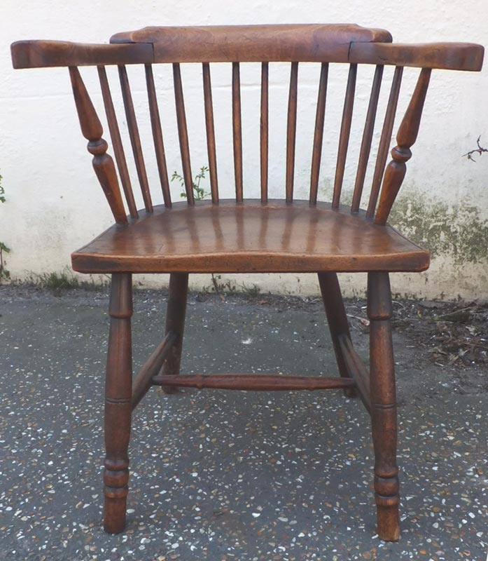 18c Windsor Chair Chairs Settles