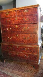 """Mulberry chest on chest"" - £4,950"
