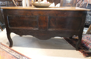 18c Oak and Pine Chest - £295