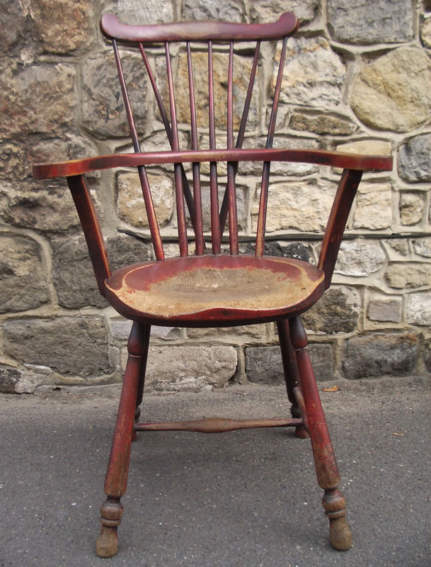 Comb Back Windsor Armchair Chairs Settles