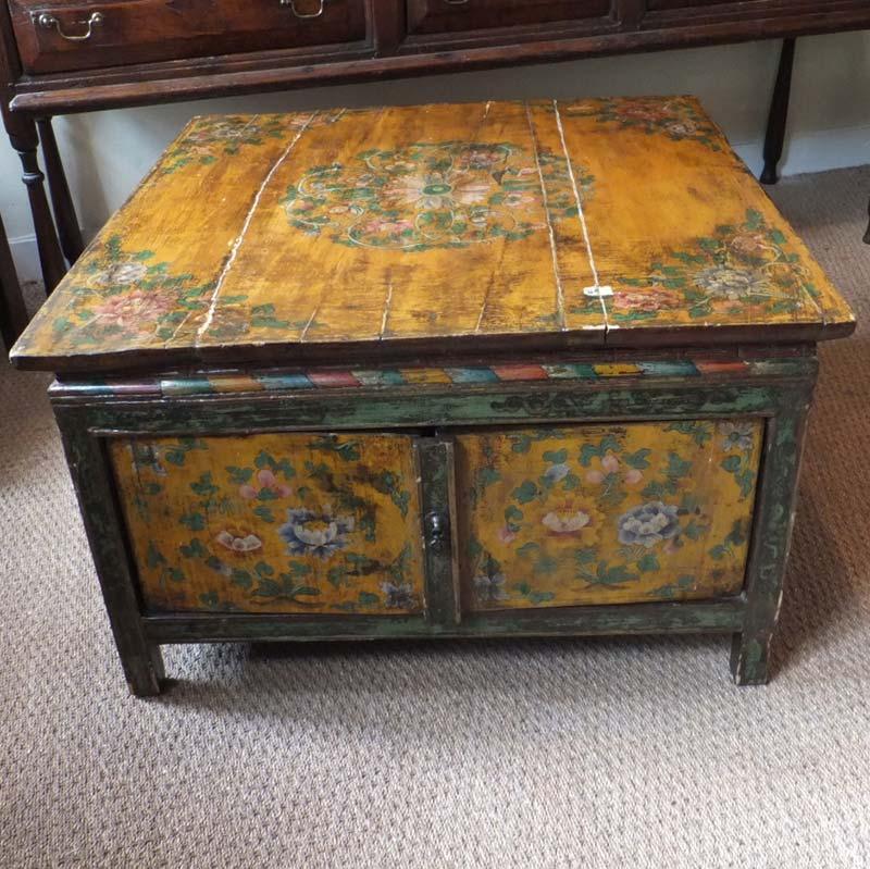 Tibetan Low Table. Tibetan Low Table   Tables  Cupboards  Dressers