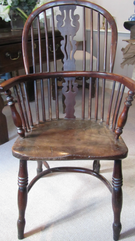 Yew Windsor Armchair Chairs Settles