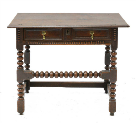 17c Side Table - £1,250
