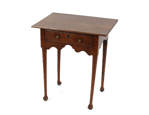 18c Oak Side Table - £795
