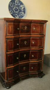 18c Walnut chest of Drawers - £1,450