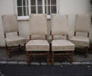 6 French Dining Chairs - £1,850