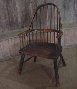 Antique Chair - PoA