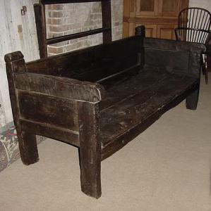 Antique Spanish Daybed - £950