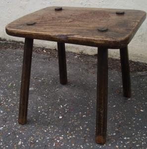 Antique Stool - £175