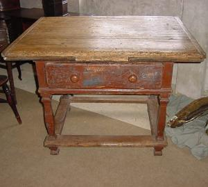 Bakers Table - £695