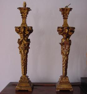 Candle Sticks - £380