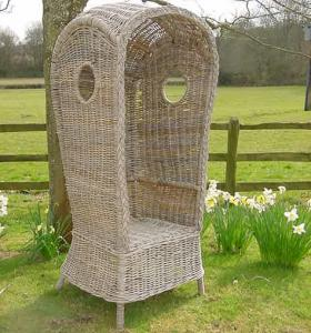 Cane Hall Porter's Chair - £395