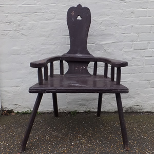 Early 18c Single Chair - £795