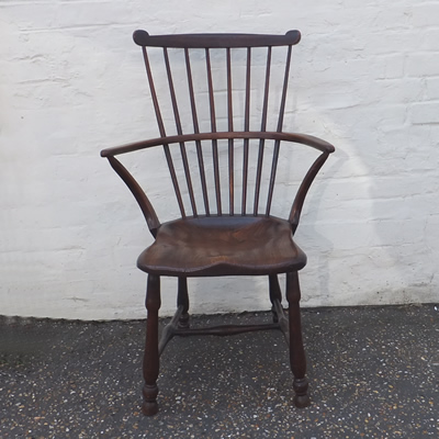 18c Comb Back Windsor - £695
