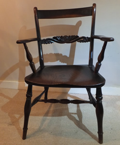 Regency Windsor Armchair - £695