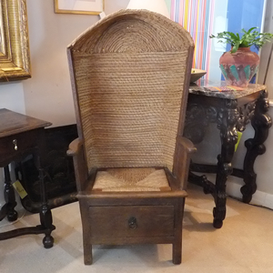 Hooded Orkney Chair - £1,250