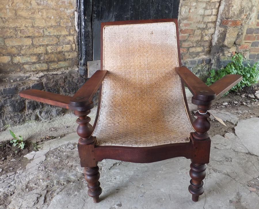 Plantation Chair - Plantation Chair - Chairs, Settles
