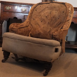 Deconstructed armchair - £175