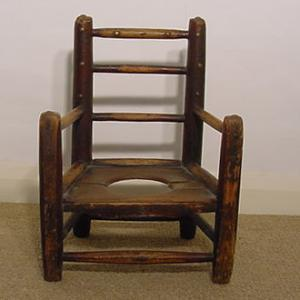 Childs Commode Chair - £275