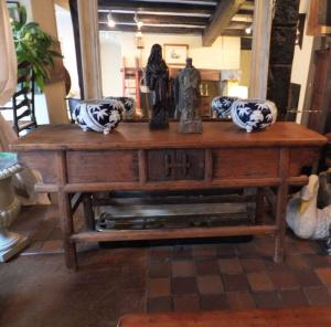 Chinese Alter Table - £950