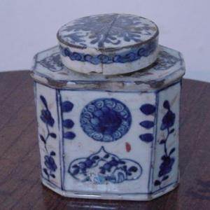 Chinese Blue and White Porcelain - PoA