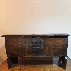 Eary Childs Coffer - £1,250