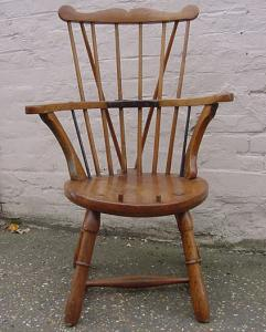 Comback Windsor Armchair - £575
