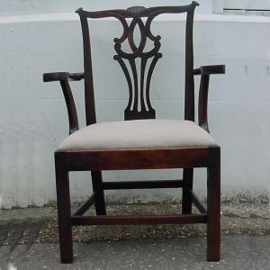 Country Chippendale Carver - £575