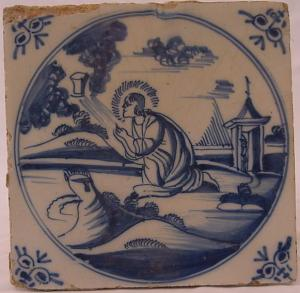 Delft Tile 35 - From £40 upwards