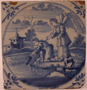 Delft Tile 44 - From £40 upwards