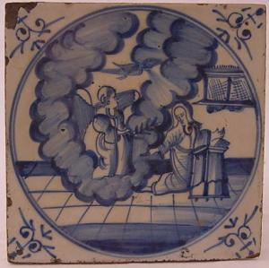Delft Tile 47 - From £40 upwards