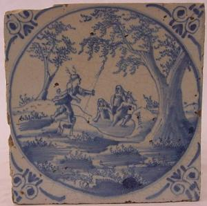 Delft Tile 49 - From £40 upwards