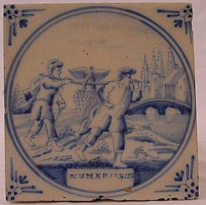 Delft Tile 51 - From £40 upwards