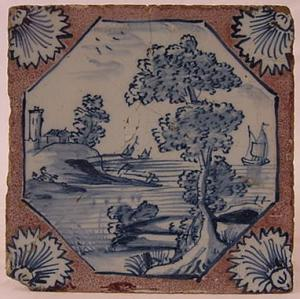 Delft Tile 58 - From £40 upwards