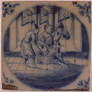 Delft Tile 68 - From £40 upwards