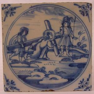 Delft Tile 69 - From £40 upwards