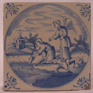 Delft Tile 77 - From £40 upwards