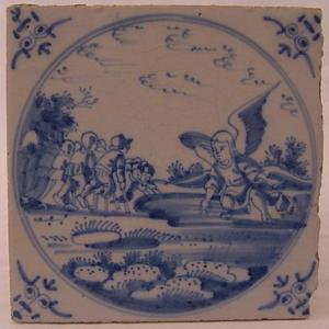 Delft Tile 78 - From £40 upwards
