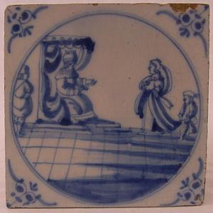 Delft Tile 84 - From £40 upwards