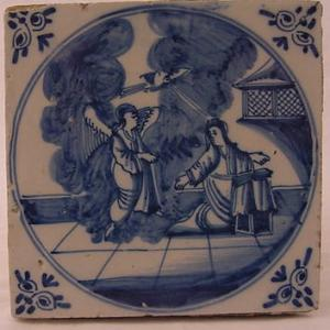 Delft Tile 87 - From £40 upwards