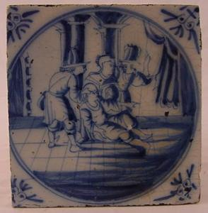 Delft Tile 88 - From £40 upwards