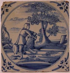 Delft Tile43 - From £40 upwards