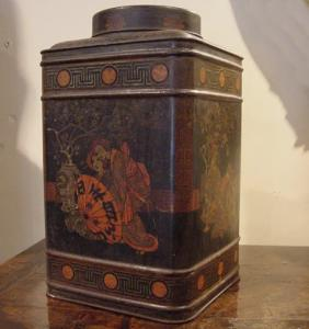 Edwardian Tea Cannister - £60