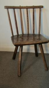Hearthside back stool - £475