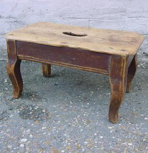 Hearthside Stool - £45