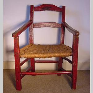 Irish Famine Chair - £275