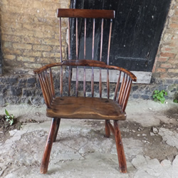 "The ""Goliath"" of Comb back Windsor chairs - £1,975"
