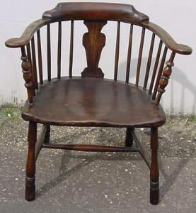 Lowback Windsor Chair - £395