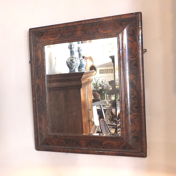 17c Cushion Mirror - £2,250