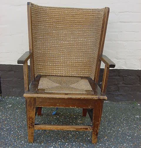 Orkney Chair - Orkney Chair - Chairs, Settles